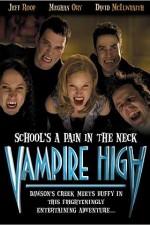 Vampire High 123movies