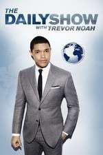 The Daily Show with Trevor Noah 123movies