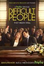 Difficult People 123movies
