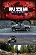 russia on four wheels