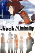 .hack//Liminality 123movies