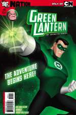 Green Lantern The Animated Series 123movies