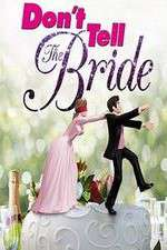 Don't Tell The Bride(UK) 123movies
