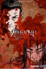 Shigurui: Death Frenzy 123movies