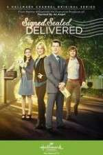 Signed Sealed Delivered 123movies