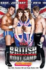 TNA British Boot Camp  123movies