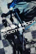 Black Rock Shooter 123movies