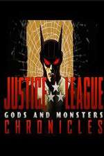 Justice League: Gods and Monsters Chronicles 123movies