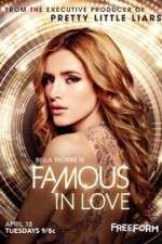 Famous in Love 123movies